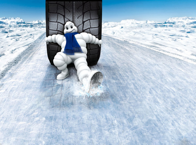 Michelin – Pneu neige (Inefecto)