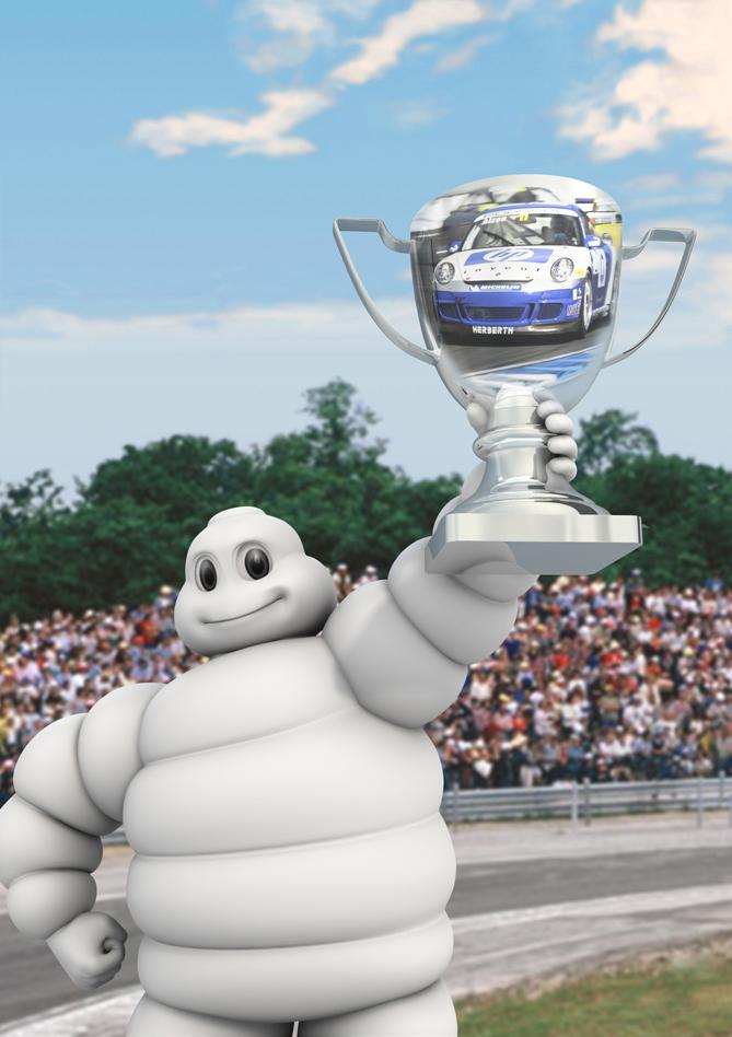 Michelin – Porsche Challenge (Inefecto)