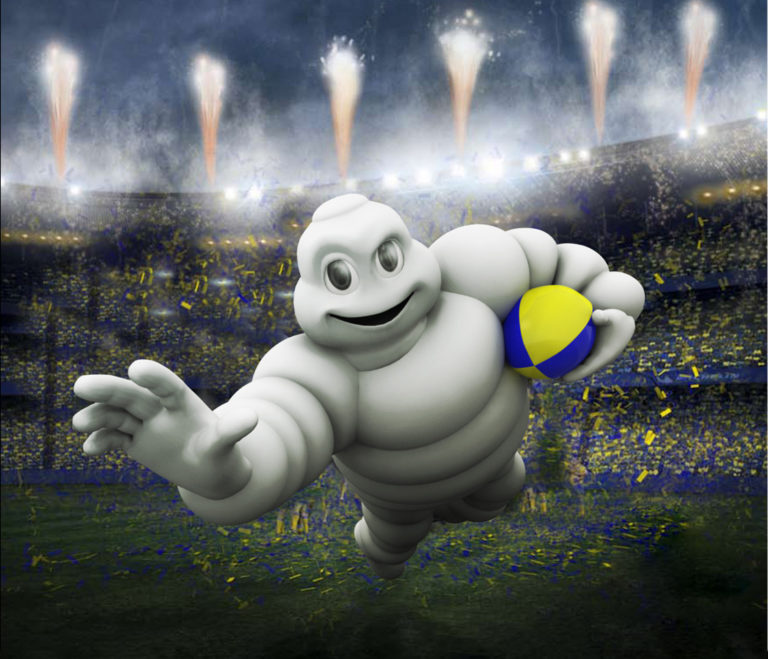 Michelin – Rugby (Inefecto)