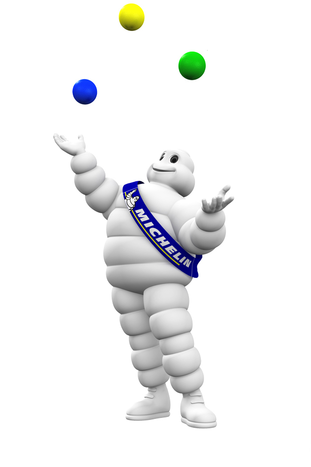 Michelin – Jonglage (Inefecto)