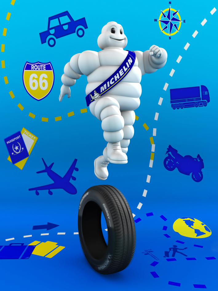 Michelin – 2 roues (Inefecto)
