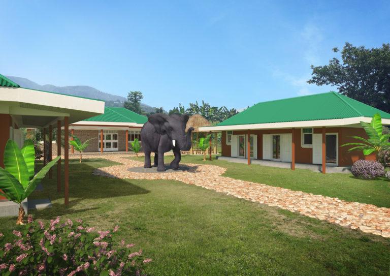 Aclem – orphelinat Ouganda